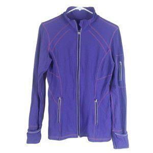 Kirkland Signature Womens Full Zip Athletic Jacket